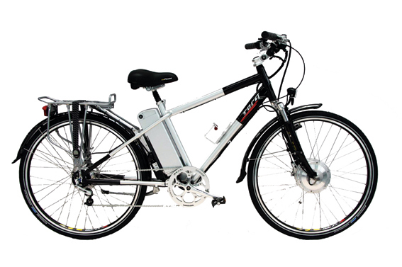 E Bikes Charge Ahead