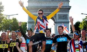 Bradley Wiggins Tour de France