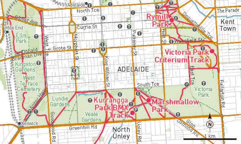 Family Adelaide Map V3