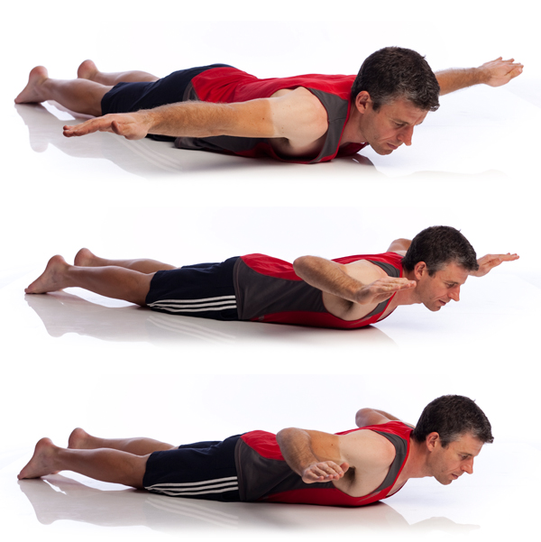 Prone shoulder circuit