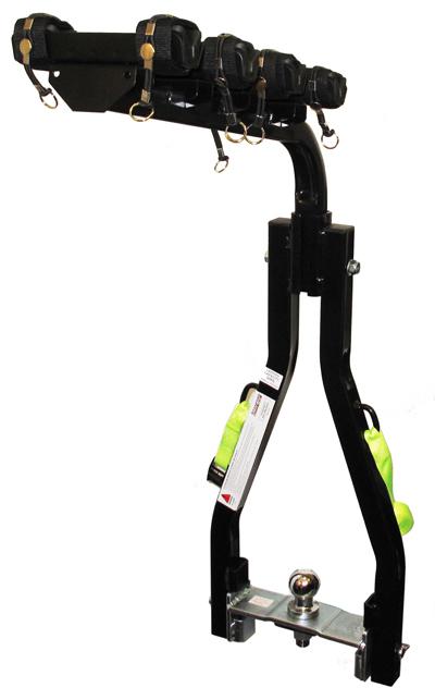 Stanfred 3-bike A-frame rack