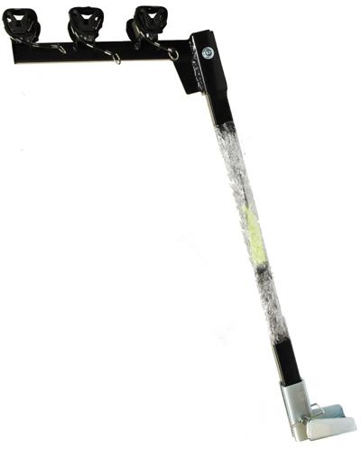 Stanfred 3-bike single-pole rack