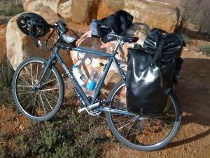 Lisa's bike