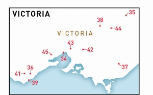 Map by Wayne Murphy