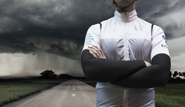 Netti Super Roubaix Leg Warmers Black