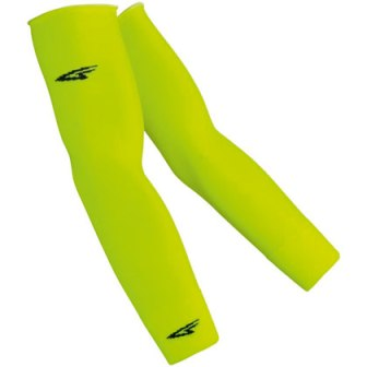 Defeet-Armskins-neon-yellow