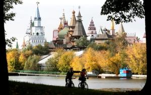 APTOPIX Russia Daily Life