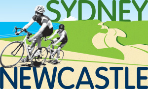 Sydney to Newcastle Challenge logo