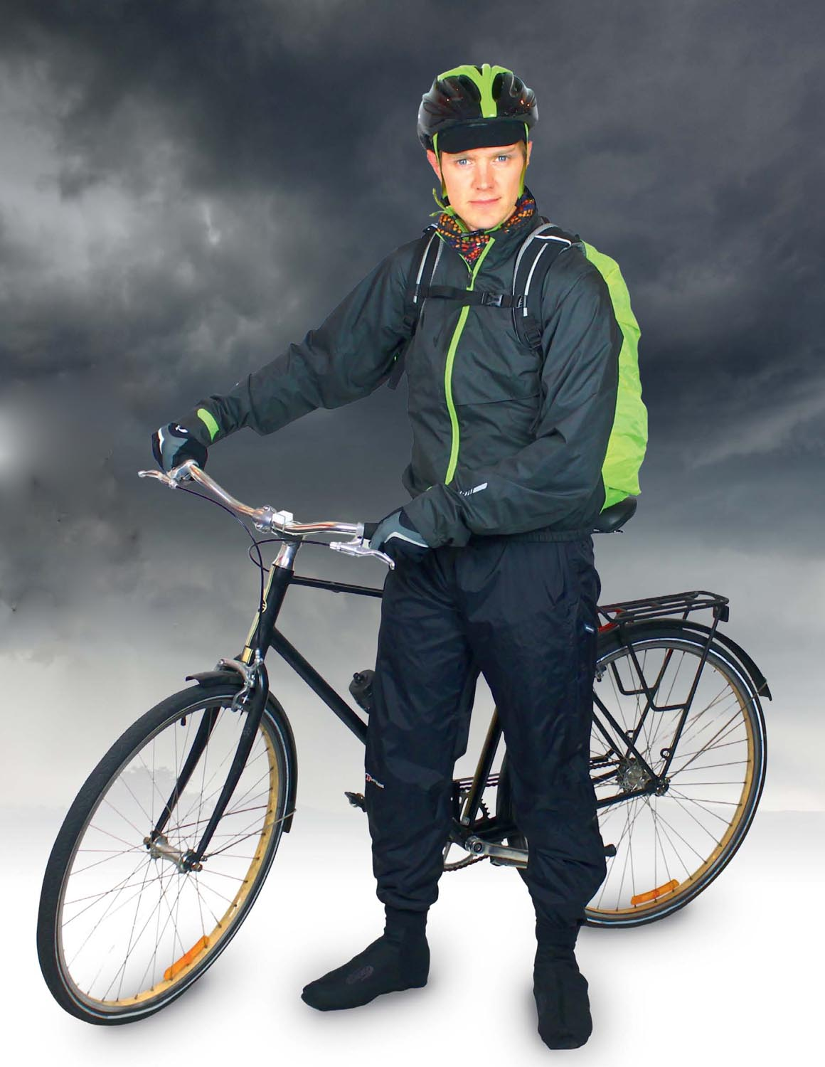 Gear Up For Winter Ride On