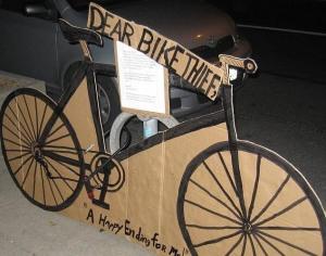 cardboardbike