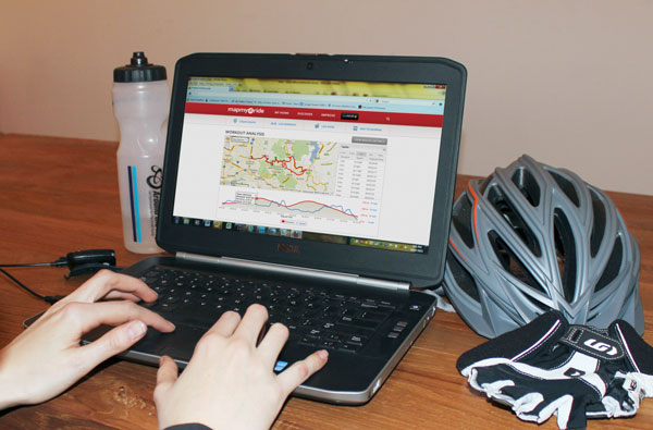 Bicycle Mapping Tools RideOn - Map my bike ride