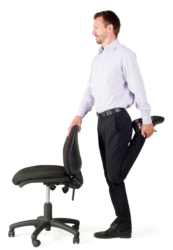 Stretch At Your Desk Rideon