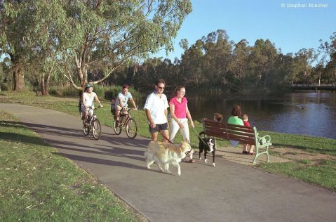 Benalla Lake Loop