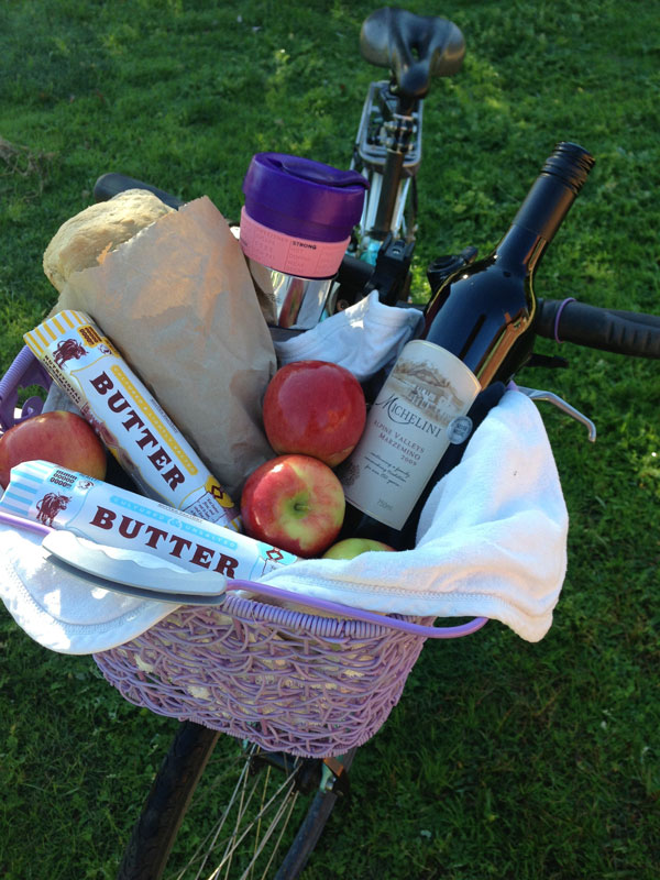 Bread and butter bicycle tour, Myrtleford