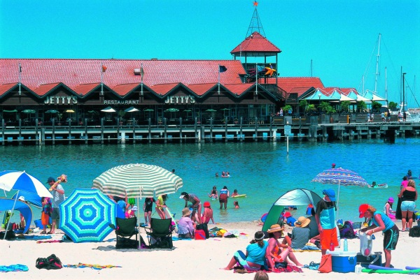 Sorrento Quay Tourism Western Australia