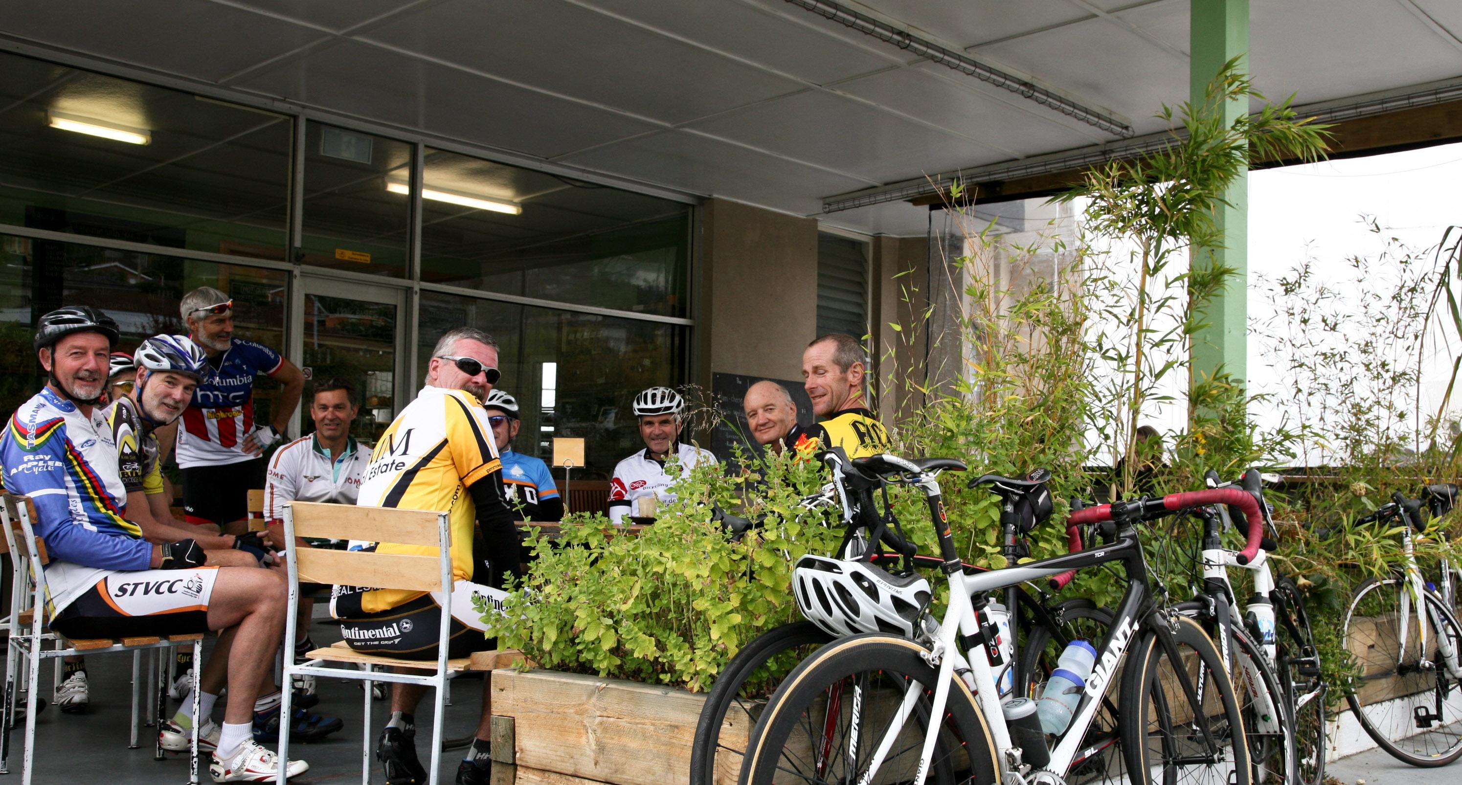 Australia's top 50 bike-friendly cafes   RideOn