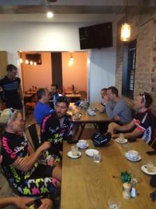 29. Cafe Racer