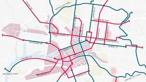 melb bike plan