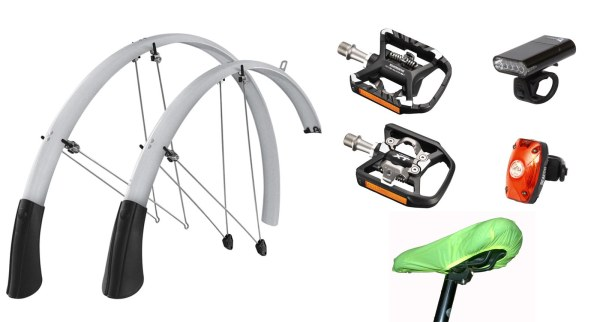 Gear for your bike