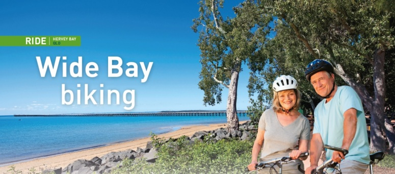 Wide Bay biking