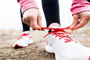 Women-tying-running-shoes-300x200