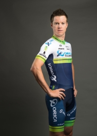 Orica GreenEDGE Men's Team Portraits